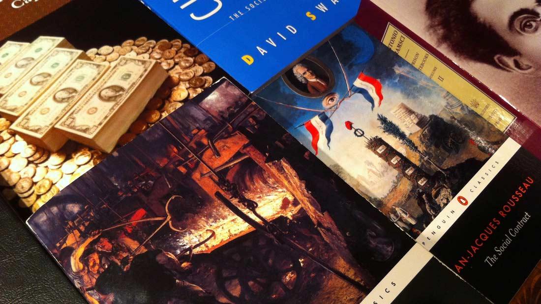 Society and cultural texts
